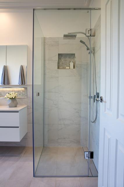 Surrey Hills Essex St Contemporary Bathroom Melbourne By Simply Bathroom Solutions P L