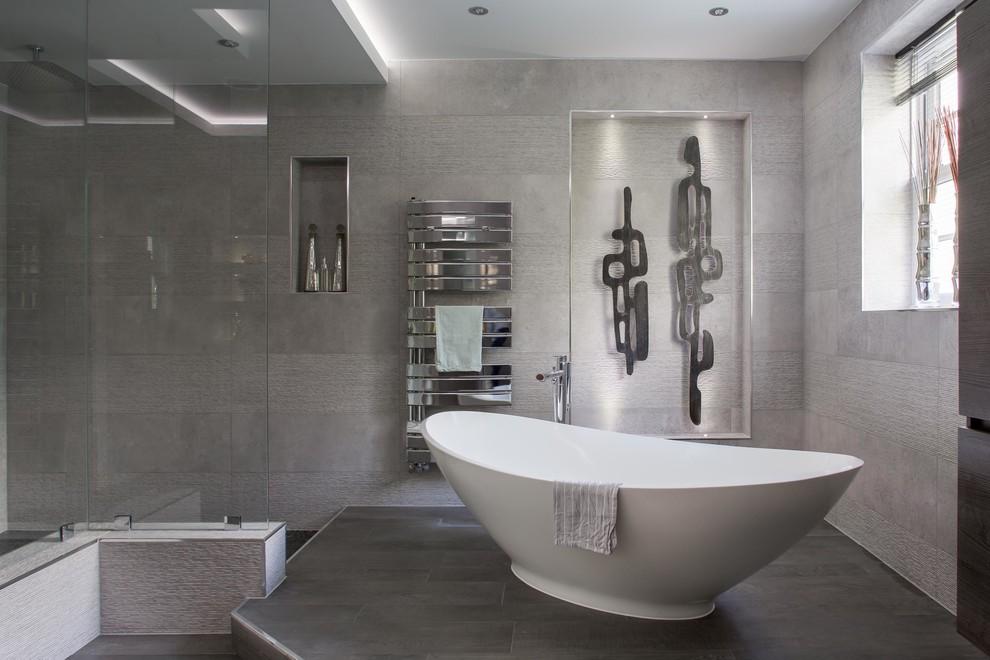Surrey Homes - Contemporary - Bathroom - Surrey