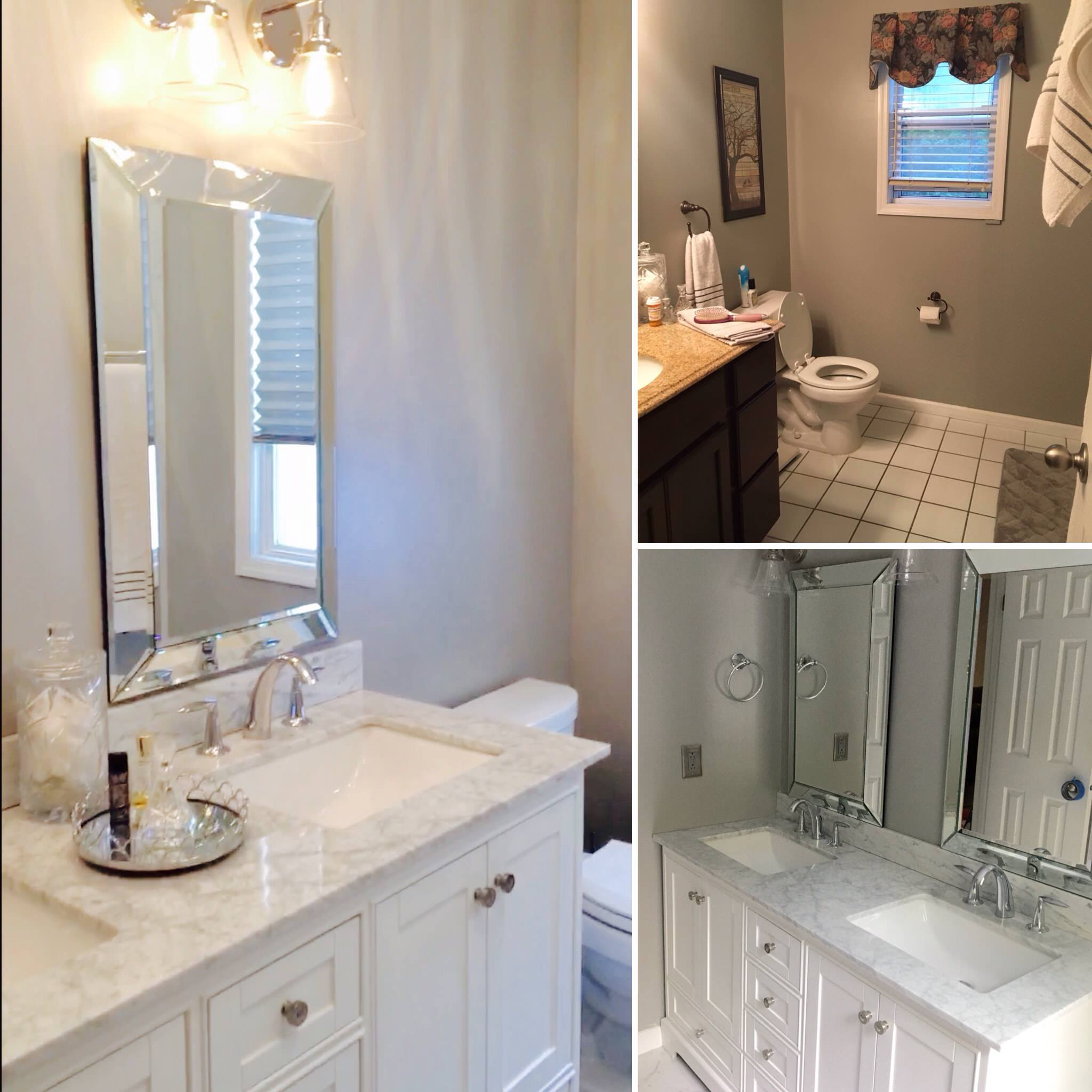 Susan Blackburn's Bathroom Transformation