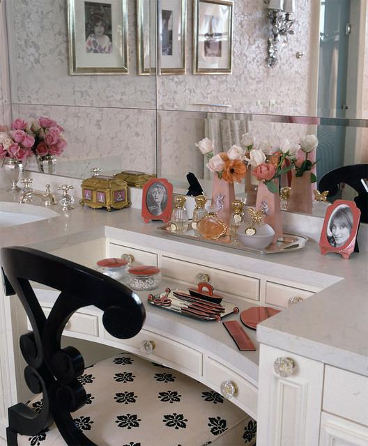 Susan Cohen, ASID traditional-bathroom