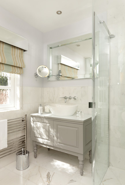 Sutton Coldfield Residential Transitional Bathroom West Midlands By Samuel Heath And Sons