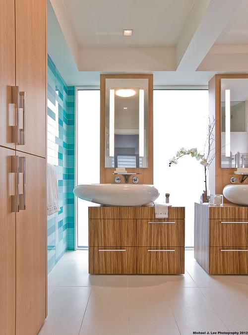 Ideas de decoraci n los lavabos m s originales que dar n for Lavaderos de casas