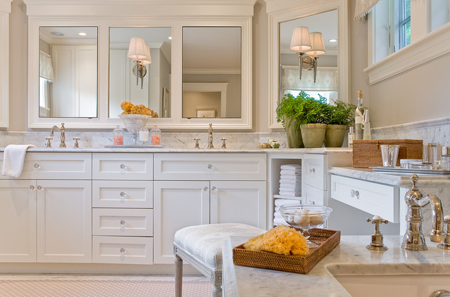 Swampscott Home Traditional Bathroom Boston By