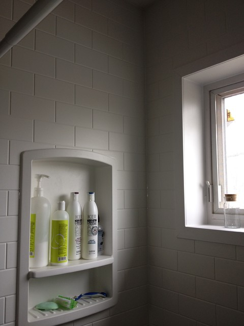 Swanstone Shower Traditional Bathroom Other By Lowes