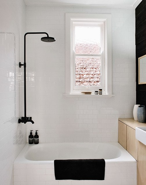 Swedish Summer Cabin In Sydney Scandinavian Bathroom Sydney Adorable Swedish Bathroom Design