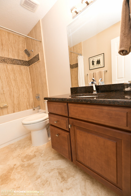 Swiren Waypoint Zelmar Bath Remodel Traditional Bathroom Orlando By Zelmar Kitchen