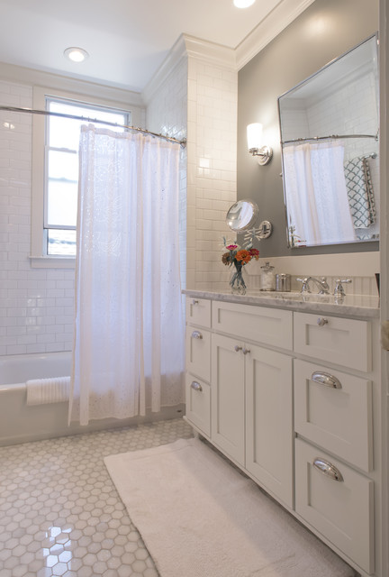 Sycamore Bathroom Traditional Bathroom Louisville By Rock Paper Hammer