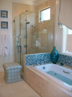 Sydney Glasstiles - Contemporary - Bathroom - other metro - by Sydney Glasstiles