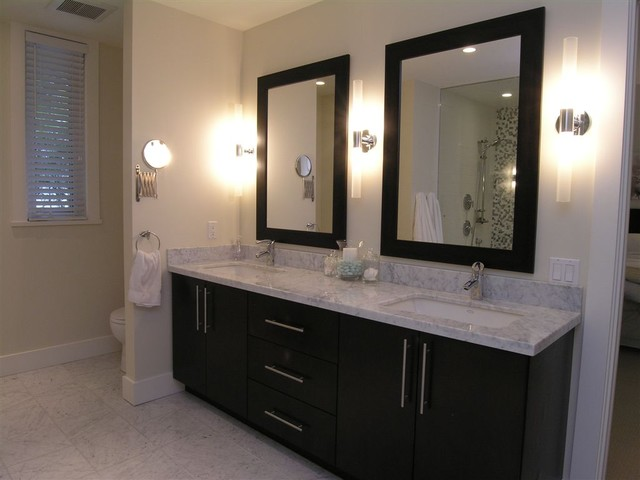 sylvan master vanity contemporary bathroom