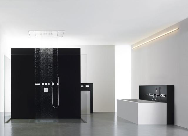 Symetrics bath and spa by dornbracht modern bathroom for Studio41 home design showroom southside chicago
