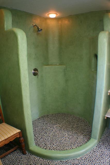 TADELAKT - Contemporary - Bathroom - denver - by Artesano Traditional Plaster
