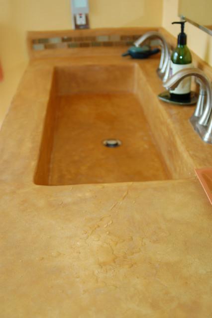 Tadelakt Bathroom Boulder Traditional