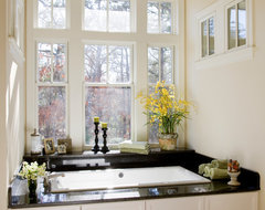 Talcott Pines farmhouse bathroom