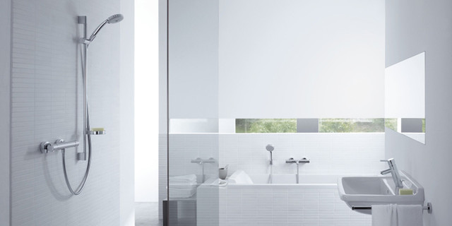 Talis S Collection By Hansgrohe Contemporary Bathroom