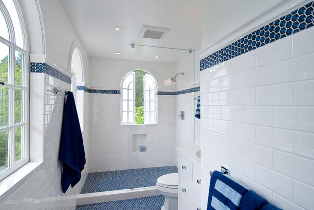 Tamara Mack Design Interiors Traditional Bathroom San Francisco By Tamara Mack Design