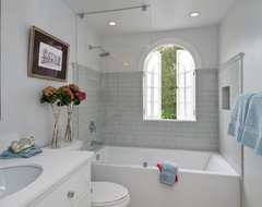 Tamara Mack Design - Interiors traditional-bathroom
