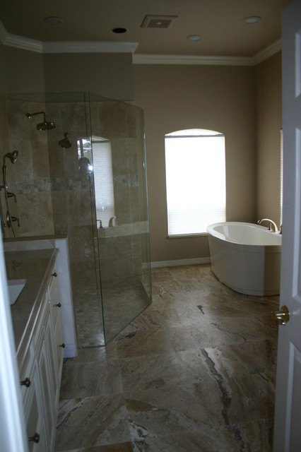 Tampa bathroom remodel traditional bathroom tampa for Bathroom renovation tampa