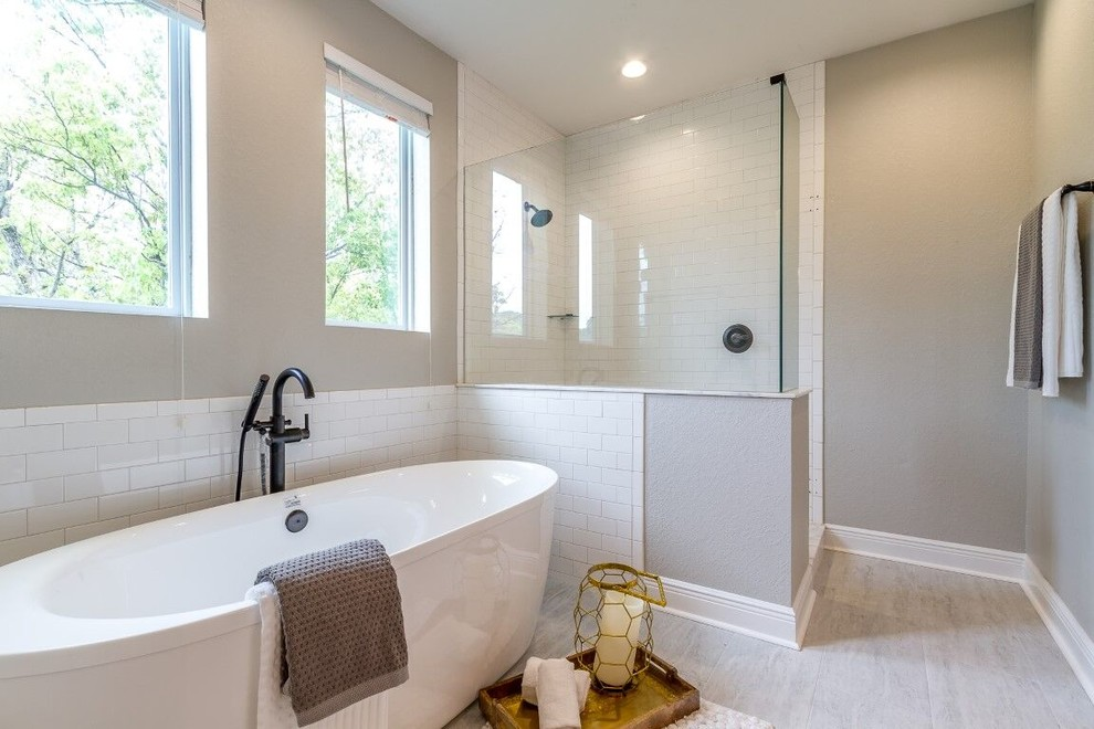 Tampa Custom Home - Contemporary - Bathroom - Tampa - by ...