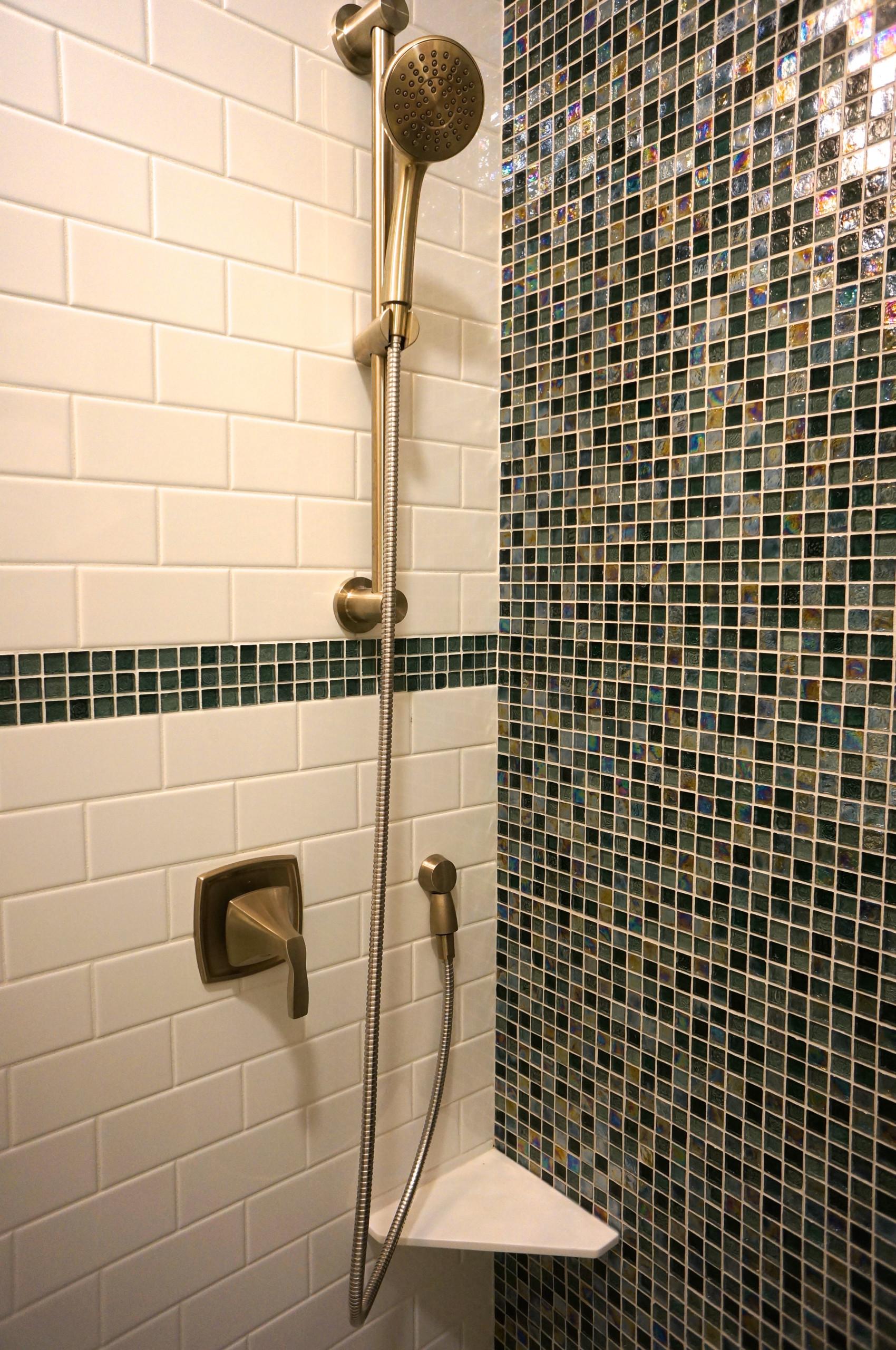 Tangletown Upper Bath Remodel