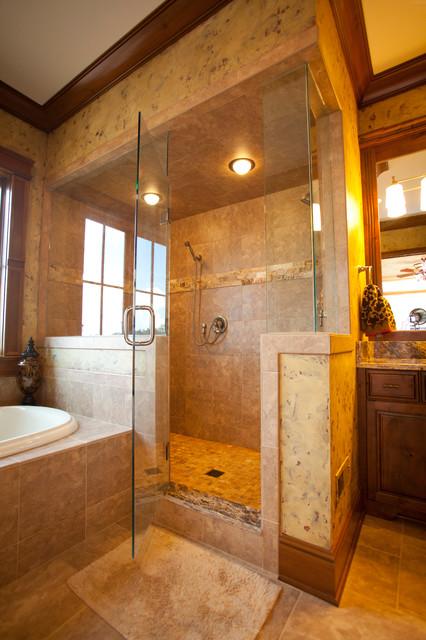 Tanners Residence farmhouse-bathroom