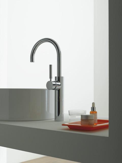 tara logic bath and spa by dornbracht modern bathroom chicago by studio41 home design. Black Bedroom Furniture Sets. Home Design Ideas