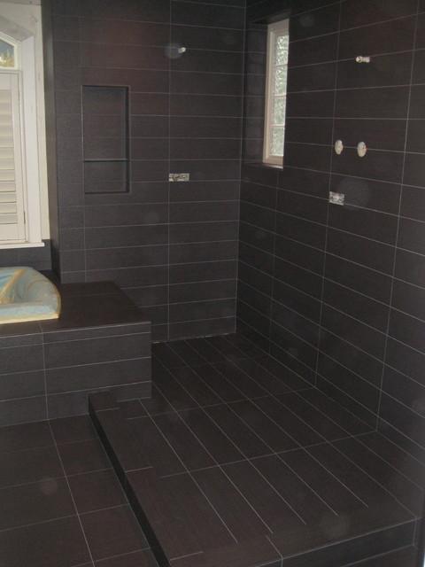 Tarkus Tile, Inc. contemporary-bathroom