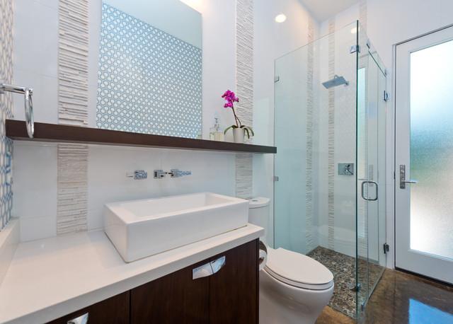 Tarrytown Residence contemporary-bathroom