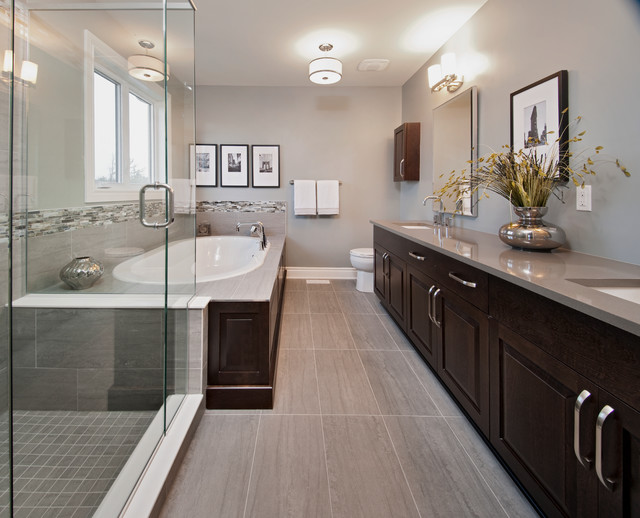 Tartan Homes - Mansfield - Contemporary - Bathroom ...