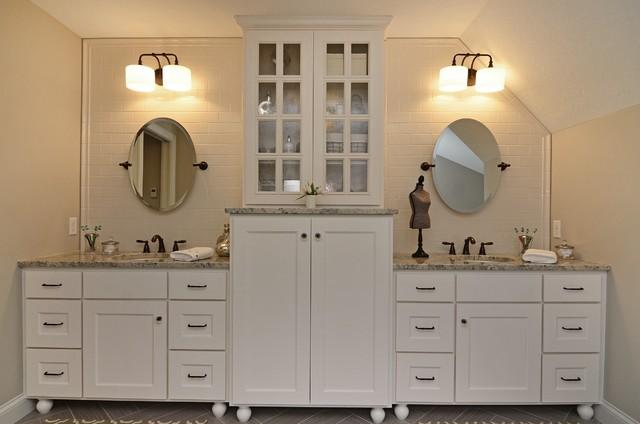 Taylor Creek Model - Spring 2012 traditional-bathroom