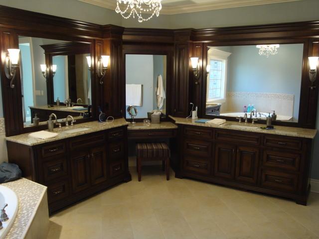 Taylor Residence traditional-bathroom