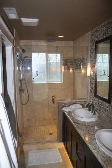 Taylor Shower contemporary-bathroom