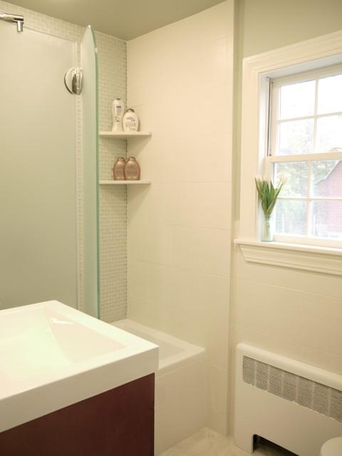 Teen Retreat contemporary-bathroom