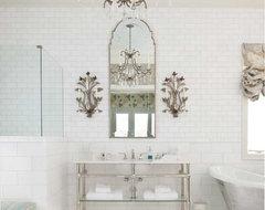Teenagers Bathroom traditional-bathroom