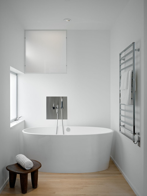 Telegraph Hill Residence modern bathroom