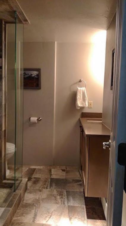 Telluride Black Diamond Bathroom
