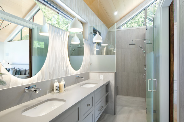 Your Guide To Perfect Bathroom Vanity Lighting