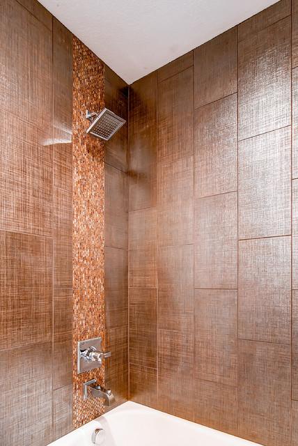 Tennyson Street contemporary-bathroom