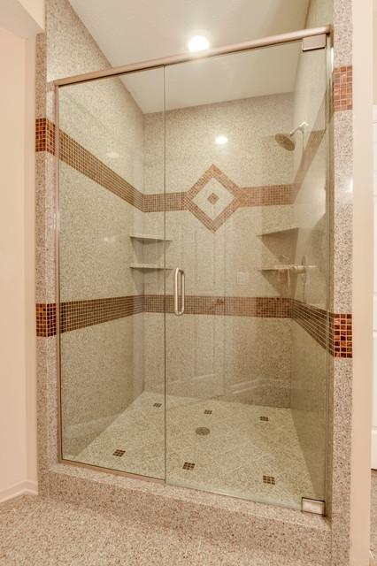 Terra Chiara Countertop Bathroom Traditional Bathroom Miami By Granite