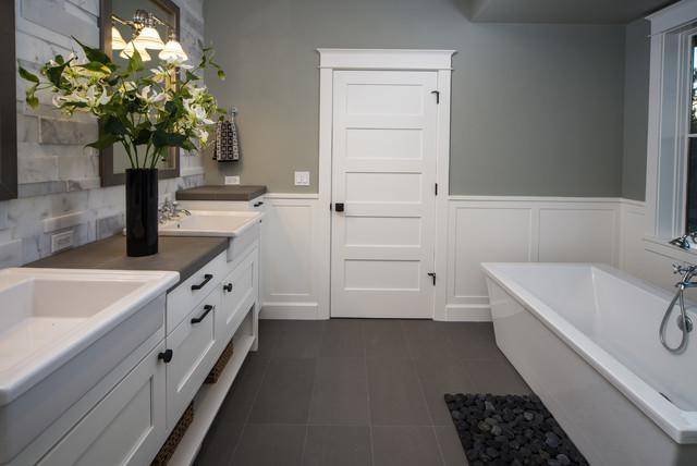 Tetherow contemporary-bathroom