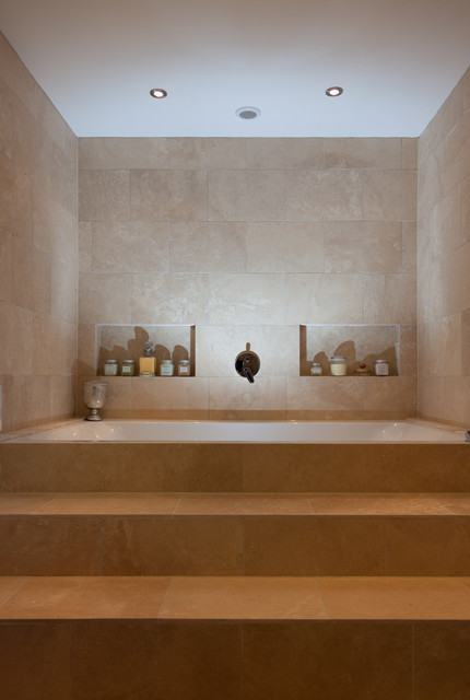 Thame road modern bathroom oxfordshire by lapd for Bathroom design oxfordshire