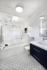 Bathroom of the Week: An Open Feeling in 50 Square Feet