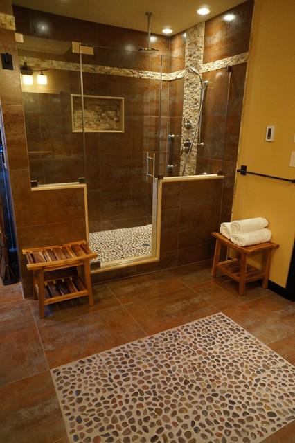 Bathroom Zen Art the art of zen - contemporary - bathroom - philadelphia -