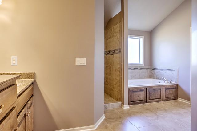 The Augusta With Den Traditional Bathroom Kansas