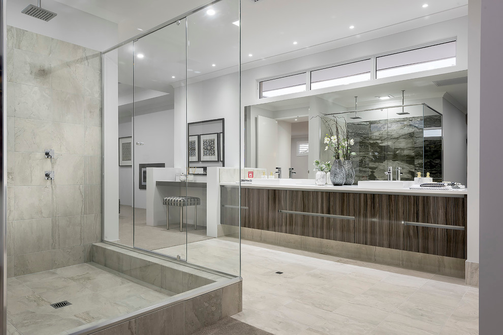 The Avalon - Contemporary - Bathroom - Perth - by Ben ...
