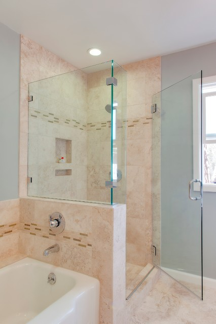 The Bath Simple Bathrooms Traditional Bathroom San