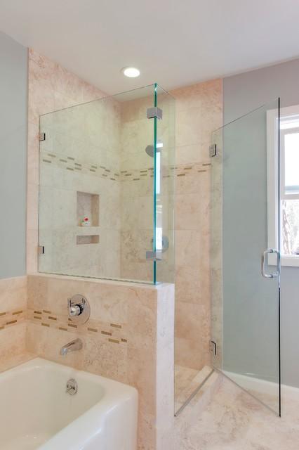 simple bathrooms. The Bath Simple Bathrooms American-traditional-bathroom O