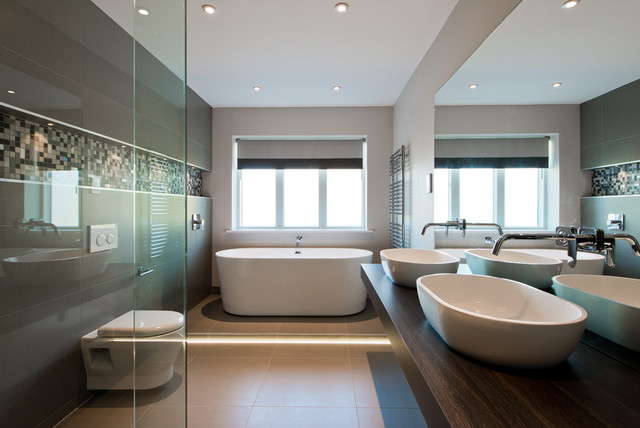 The bathroom 2 by plug leicester for Bathroom design leicester