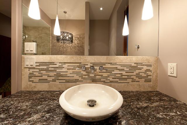 The bauhaus bathrooms contempor neo cuarto de ba o for Muebles bano bauhaus