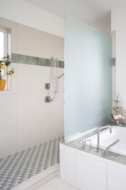 The Brunswick modern-bathroom