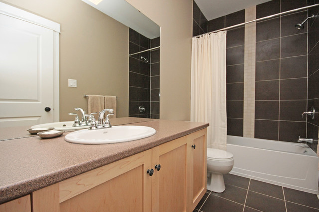 The Canadian contemporary-bathroom
